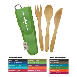 To-Go Ware RePEaT Utensil Set - Kids - Overseas Made To Order