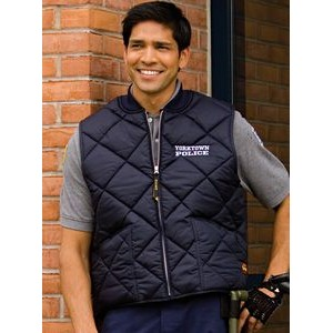 The Finest Diamond Quilted Vest