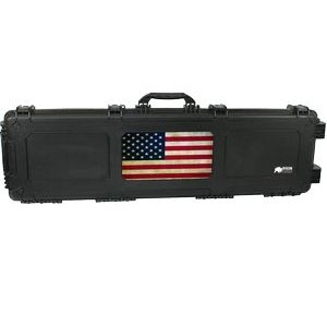 Bison 5317R Rifle Case - Made in USA - Decoration Available