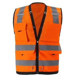High Viz Surveyors Vest