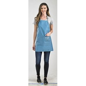 Full Bib Apron w/Pockets