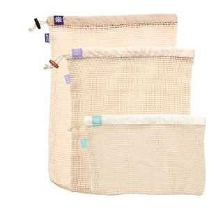 Lotus 100% Organic Cotton Produce Bag