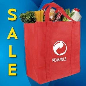Reusable Eco Friendly Polypropylene Tote Bag