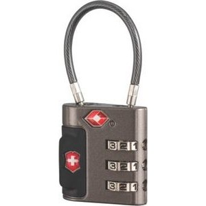 Travel Sentry® Approved Cable Lock