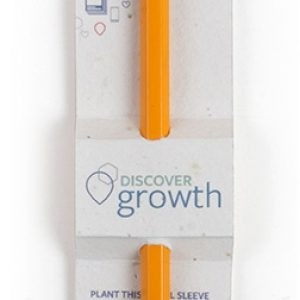 Seed Paper Pencil Sleeve