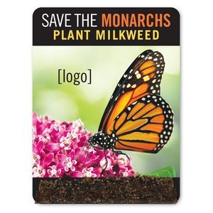 Save the Monarchs Seed Packet