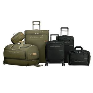 Briggs & Riley™ Baseline Domestic Carry-On Expandable Upright Luggage (Olive)