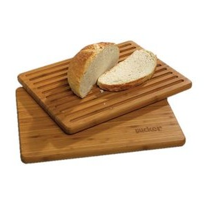 Flip-It Bamboo Cutting and Bread Board