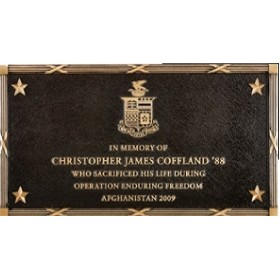 "Lead Free Cast Bronze Plaque and Panels (34""x46"")"