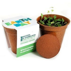 Earth Day Seed Paper Sprouter Kit